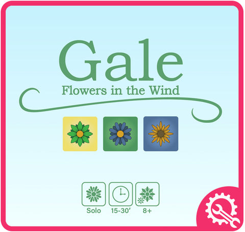 PROTOTYPE ZONE: Gale: Flowers in the Wind