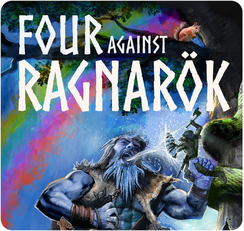Four Against Darkness: Four Against Ragnarok