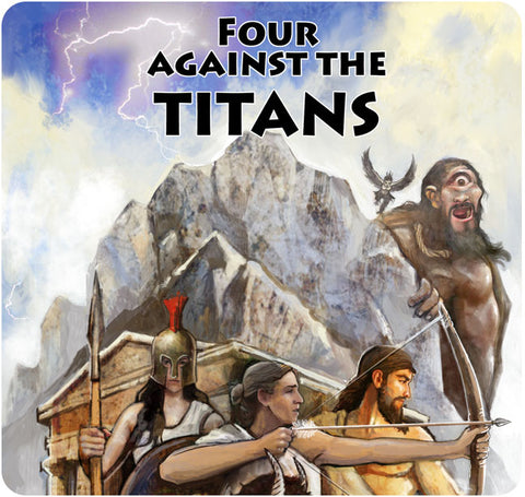 Four Against Darkness: Four Against the Titans