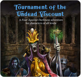 Four Against Darkness - Tournament of the Undead Viscount Ebook