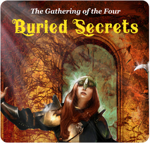 Four Against Darkness: Buried Secrets