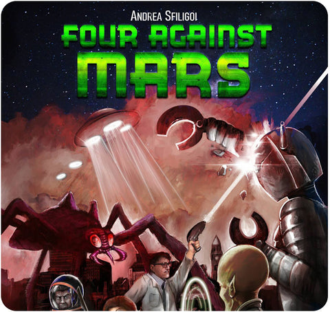Four Against Mars