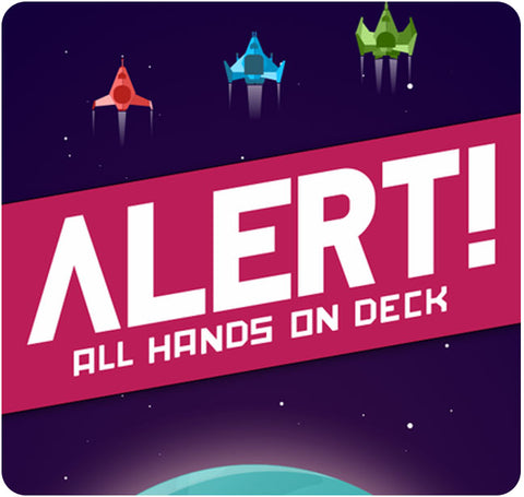 Alert: All Hands on Deck