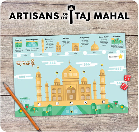 Artisans of the Taj Mahal