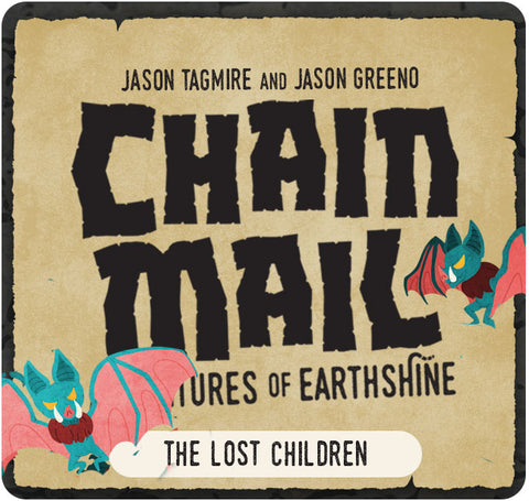 Chain Mail: The Lost Children Adventure Kit