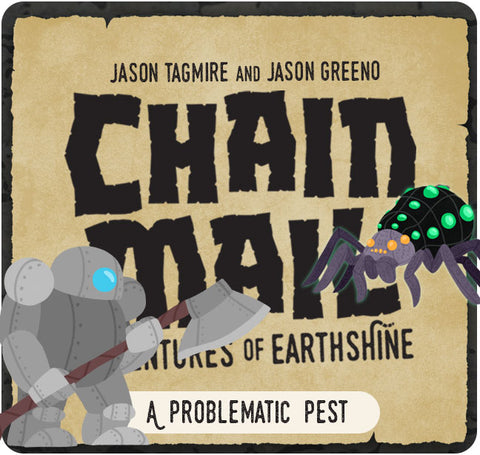 Chain Mail: A Problematic Pest Adventure Kit