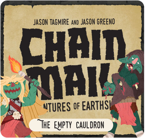 Chain Mail: The Empty Cauldron Adventure Kit