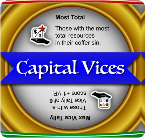 Capital Vices - Action Variants Expansion