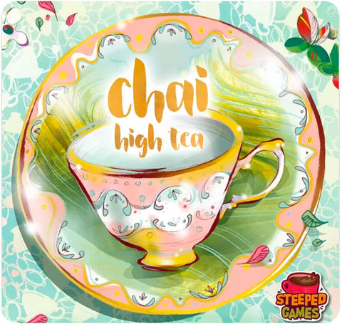 Chai: High Tea