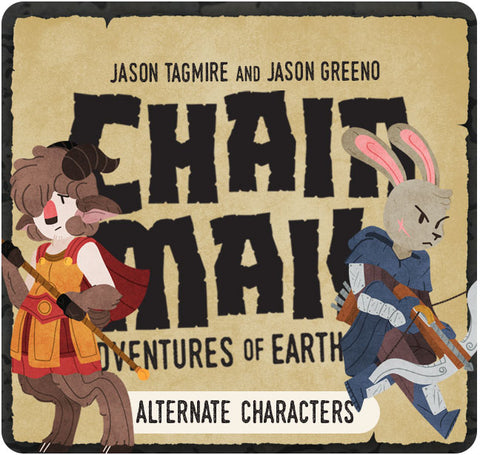 Chain Mail: Alternate Character Pack 1