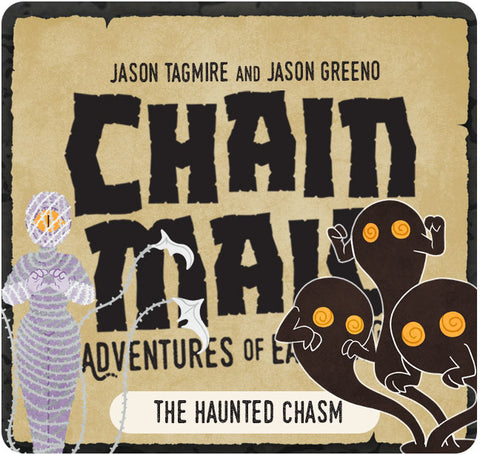 Chain Mail: The Haunted Chasm Adventure Kit