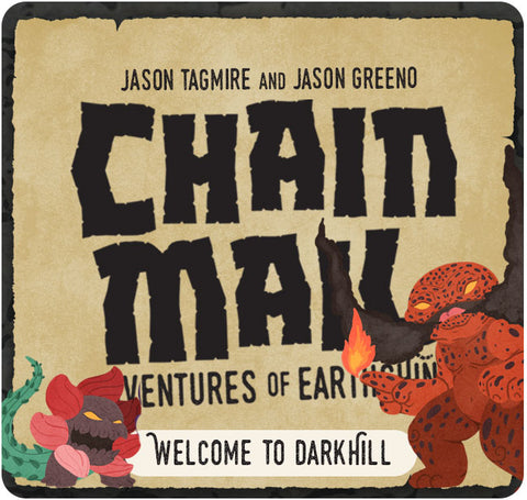 Chain Mail: Welcome To Darkhill Adventure Kit