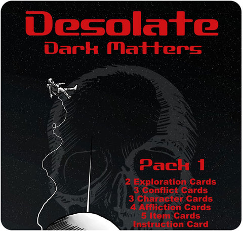 Desolate: Dark Matters - Pack 1