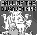 Legends of Dsyx: Hall of the Dwarven King