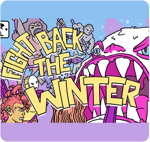 Paper Pinball: Fight Back the Winter