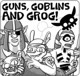 Legends of Dsyx: Guns, Goblins & Grog