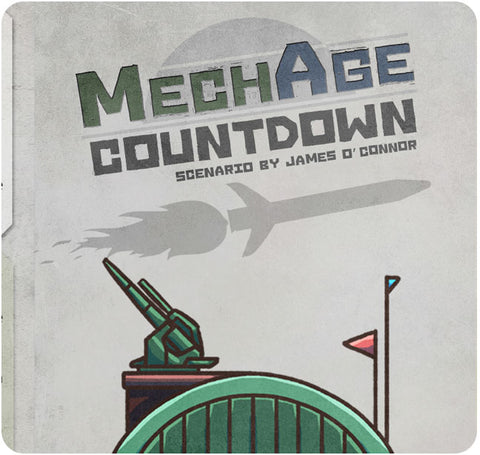 Mechage: Countdown