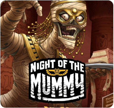Night of the Mummy