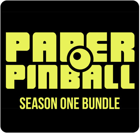 Paper Pinball: Season One Bundle