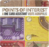 Agropolis: Invasion and Points of Interest