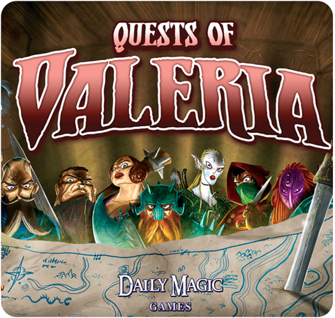 Quests of Valeria