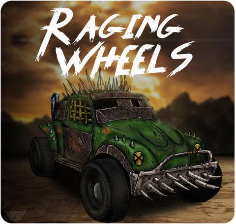 Raging Wheels