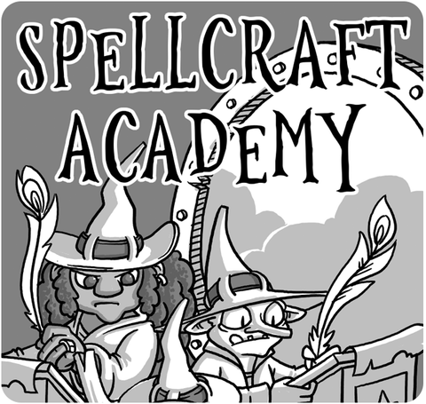 Legends of Dsyx: Spellcraft Academy