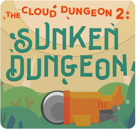 The Cloud Dungeon 2: Sunken Dungeon