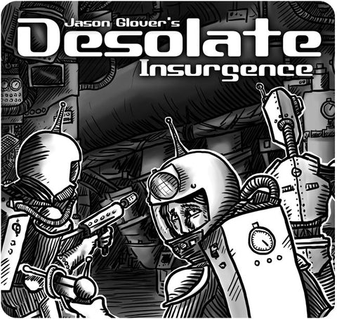 Desolate: Insurgence