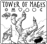 Legends of Dsyx: Tower of Mages