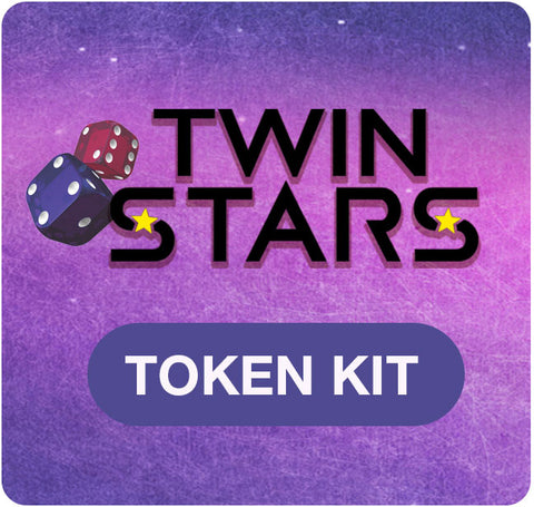 Twin Stars: Token Kit
