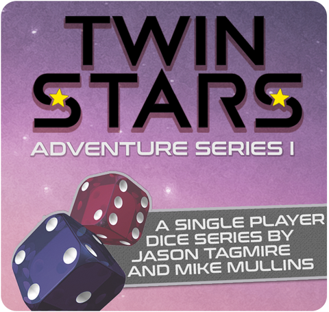 Twin Stars: Adventure Series I