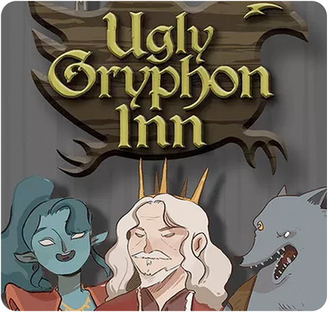 Ugly Gryphon Inn: More Patrons