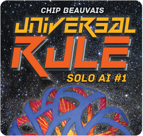 Universal Rule: Solo AI #1 and Solo Playmat