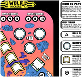 Paper Pinball: Wolf Hackers Special Edition