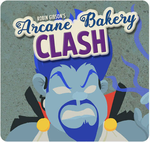 Arcane Bakery Clash - Boss Bake Off