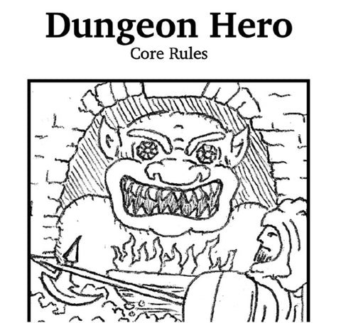 Dungeon Hero: Volume 1