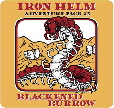 Iron Helm: Adventure Pack 2 – Blackened Burrow
