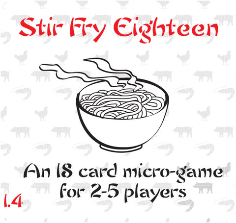 Stir Fry Eighteen