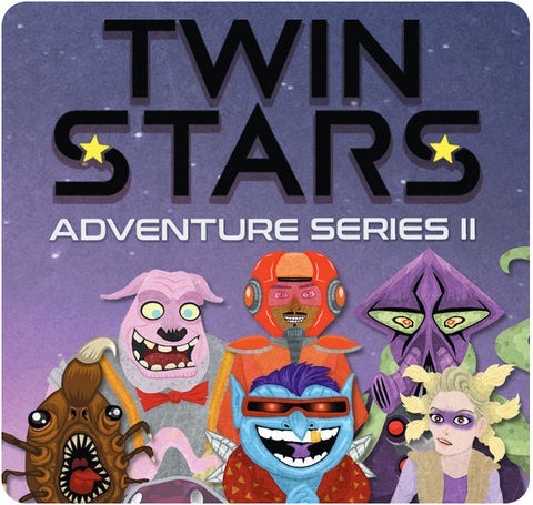Twin Stars: Adventure Series II