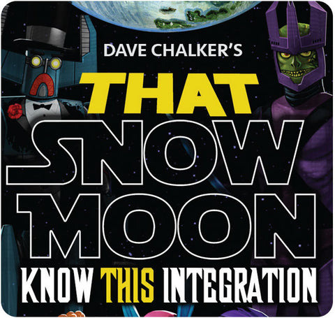 That Snow Moon: Know This Integration