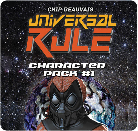 Universal Rule: Character Pack #1