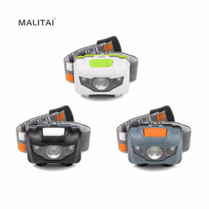AAA Powered LED Head lamp we use for Nomad Rifleman camp setup hours before clients arrive.