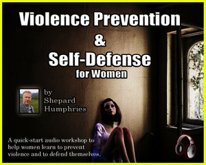 Zip File - Violence Prevention & Self-Defense for Women