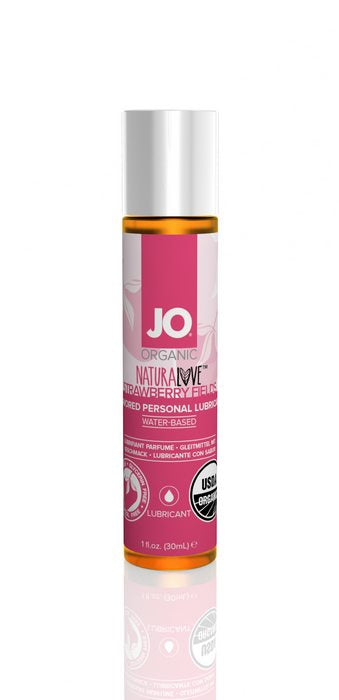 JO ORGANIC LUBRICANT STRAWBERRY 1OZ -JO41002