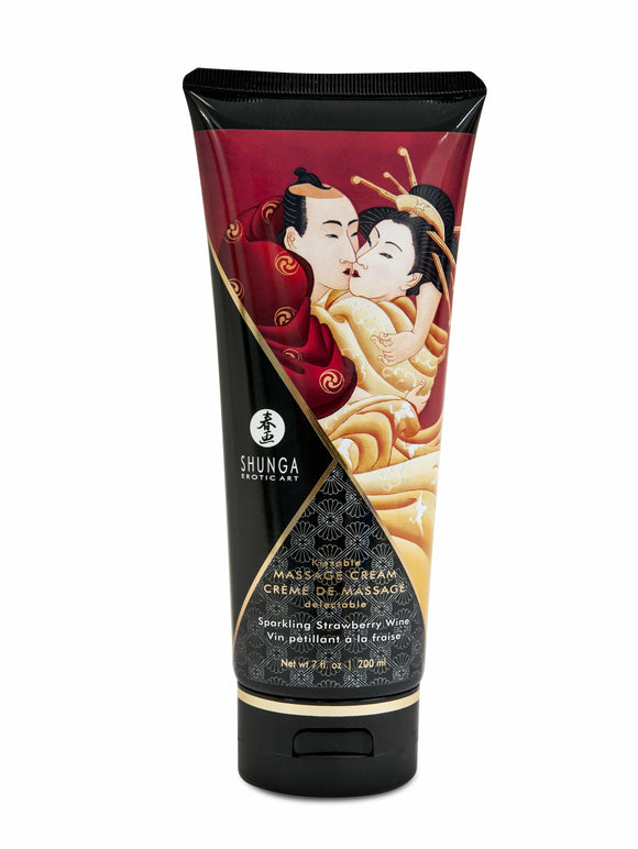 MASSAGE CREAM STRAWBERRY WINE -SH4108