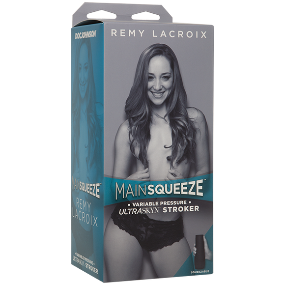 MAIN SQUEEZE REMY LACROIX PUSSY STROKER -DJ520009