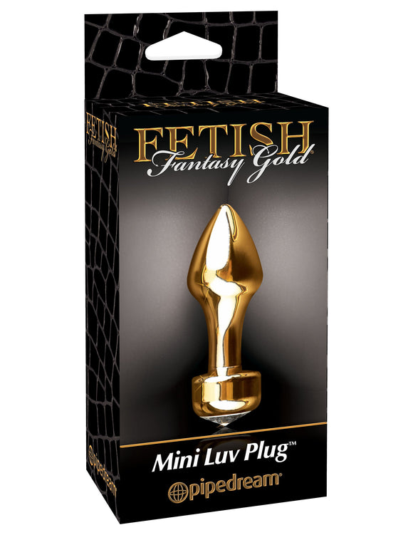 Fetish Fantasy Gold Mini Luv Plug PD3986-27