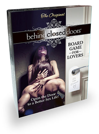 BEHIND CLOSED DOORS GAME -LITBCD011