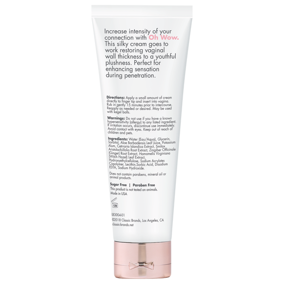 CGC OH WOW TIGHTENING GEL 1 FL OZ AU NATUREL -CE300401